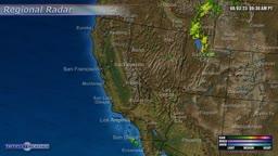 Regional Radar Imagery Sample