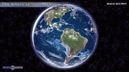 World Satellite Imagery Sample