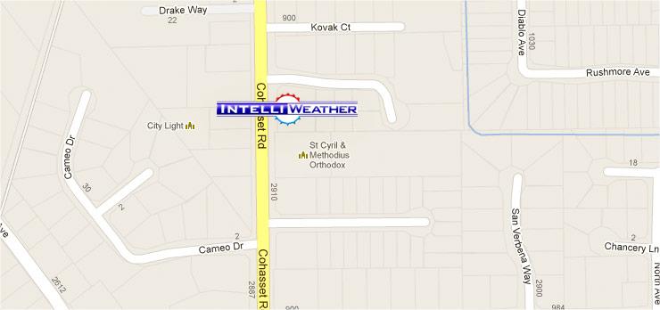 Intelliweather's HQ